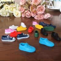 Fashion 1:6 Sneakers Colorful Doll Shoes for Blythe Licca Doll Momoko 1/6 Dolls