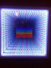 Pride Infinity Mirror with color changing LED and wireless remote