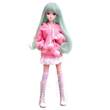 "24"" New 1/3 Handmade PVC BJD MSD Lifelike Doll Joint Dolls Baby Gift New Christy"