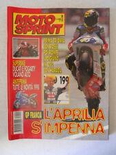 MOTOSPRINT n°24 1997 Trionfo Aprilia [MS9A]