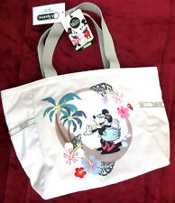 NWT- LESPORTSAC Disney Minnie Classic Small Picture Tote ~ sing and sway