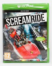 SCREAMRIDE - XBOX ONE XBOXONE - PAL ESPAÑA - NUEVO PRECINTADO - SCREAM RIDE