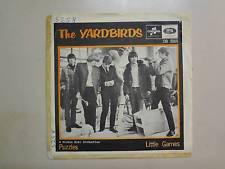 "YARDBIRDS:Little Games 2:20-Puzzles-Sweden 7"" Columbia EMI 8165 PSL w/Jeff Beck"