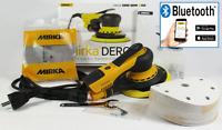 Mirka Deros 625CV 150mm 2,5 Ponceuse MID6252022 dans Carton + 50 X Sch