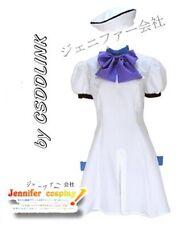 Higurashi No Naku Koro Ni Rena Dress Cosplay Costume 05