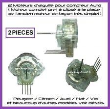 2 MICRO-MOTEURS NEUFS POUR REMISE A NEUF COMPTEUR PEUGEOT 206, 806, CITROEN C5*