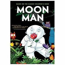 Moon Man (DVD, 2014) based on the classic children's book  BRAND NEW