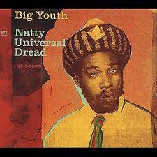 Natty Universal Dread, 1973-1979 by Big Youth (CD, Nov-2000, 3 Discs MINT-!