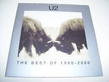 U2 - THE BEST OF 1990-2000 PROMO DVD UK 2002