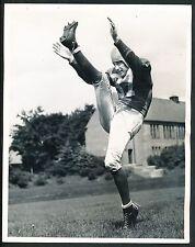 """1940 BYRON """"WHIZZER"""" WHITE Detroit Lions, Vintage Football Photo"""