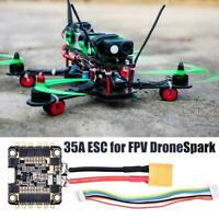 4 in 1 BLHeli_S 35A ESC 2-6S Electronic Speed Control for RC FPV Drone