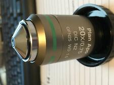 Nice@nikonNikon Planapo 20X Objective for Eclipse microscope