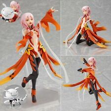 Collections Anime Figure Toy Guilty Crown Yuzuriha Inori Figma Figurine 12cm