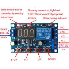 6-40V LED Battery Charger Discharger Board Under /Over Voltage Protection Module