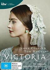 Victoria : Series 1-3 (DVD, 2019, 7-Disc Set)