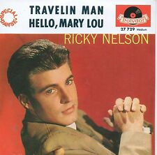 ★☆★ CD Single Ricky Nelson	Travelin Man 4-track EP REPLICA CARD SLEEVE ★☆★ NEW