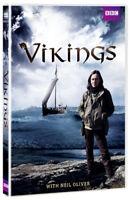 Vikings DVD (2012) Neil Oliver cert E ***NEW*** FREE Shipping, Save £s