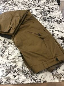 "Mountain Hardwear Men's Dry.Q Ski Snow Pants Waterproof 2XL XXL Inseam 31"""