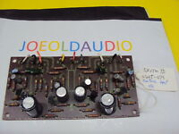 Pioneer SX-1500TD Control AMP Board Part # W15 079. Parting Out SX-1500TD