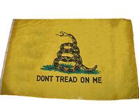 Gadsden Culpeper Super Polyester Premium Quality Flag 5x8 5'x8' Tea Party Large