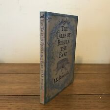 THE TALES OF BEEDLE THE BARD, J K Rowling, UK, 1st/1st, SIGNED w/ HOLOGRAM