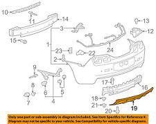 Chevrolet GM OEM 10-13 Camaro Rear Bumper-Lower Cover 92218168