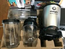 💥💥THE ORIGINAL MAGIC BULLET BLENDER SET - SILVER💥💥