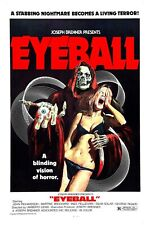 Us Seller - eyeball vintage horror sci-fi movie poster wall art prints