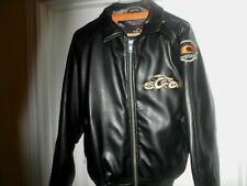 Orange County Choppers  2004 Youth Size Medium 12 Zip-Up Jacket Embroidered