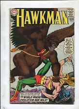 HAWKMAN #6 (5.0) THE WORLD WHERE EVOLUTION RAN WILD!