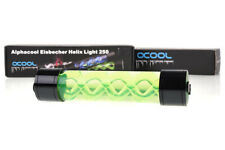 Alphacool Eisbecher Helix Light 250mm Ausgleichsbehälter - grün