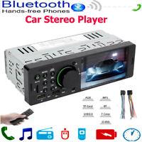 7805 4.1in Single 1Din HD Screen Car Stereo MP5 MP3 Player FM Radio BT USB AUX