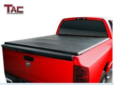 TAC Tri-Fold Tonneau Cover Bed Cover Fit 2009-2017 Dodge Ram 1500 5.8' Bed