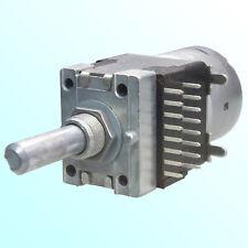 ALPS RK16814MG QUAD-unit Potentiometer 100K ohm audio taper pot Motrorized RK16