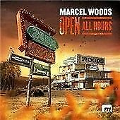 Open All Hours, Marcel Woods, Audio CD, New, FREE & FAST Delivery