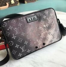 Louis Vuitton LV Alpha Messenger Galaxy Virgil Abloh Collection Unisex Sling Bag