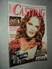 CASTING 41 (3/97) VANESSA PARADIS STAR WARS DAVID BOWIE TIM BURTON JP GAULTHIER