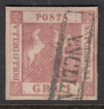 Used Single Italian Stamps