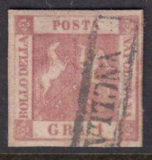 Used Single Italian Stamps