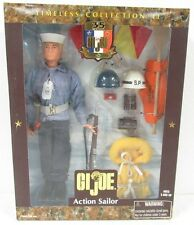 "1999 GI Joe 12"" Timeless Collection Action Sailor Sealed MIB W608"