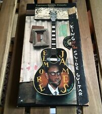 Elmore James - King of The Slide Guitar - 2 CD Box Set
