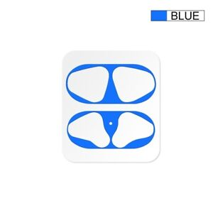 4pcs Apple Headphone Cover Sticker Patch Charging Case Skin Decal for AirPods