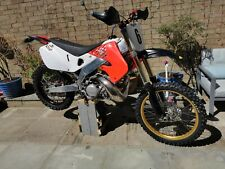1999 honda cr 250 Road registered