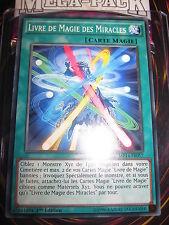 YU-GI-OH! MEGA-PACK BOÎTE 2014 COMMUNE LIVRE DE MAGIE DES MIRACLES MP14-FR057