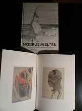CARNET MOEBIUS : WELTEN - Expo KARLSRUHE 2004 - Limité et épuisé -NEUF
