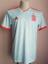 Spain 2018 - 2020 Away football Adidas shirt size M