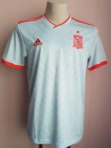 Spain2018 - 2020 Away football Adidas shirtsize S