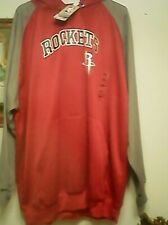 Houston Rockets NBA Majestic Men's Big & Tall Performance Hoodie 2XLT New NWT