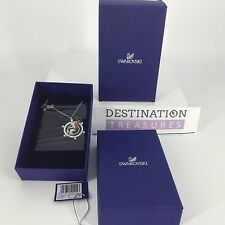 Swarovski Crystal Disney Tinkerbell Tinker Bell Santa Christmas Necklace #115555