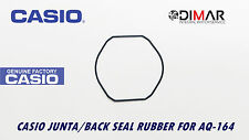 CASIO JUNTA/ BACK SEAL RUBBER, PARA MODELOS. AQ-164